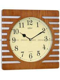 Zegar ścienny Adler 21174-OAK