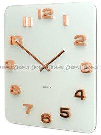 Zegar ścienny Karlsson Vintage White KA5533
