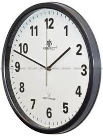 Zegar ścienny Perfect HT954D3-GR