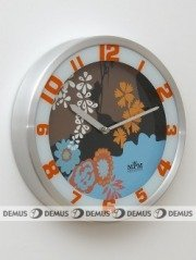 Zegar ścienny aluminiowy AMGL070E