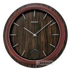 Zegar ścienny drewniany Seiko QXC222Z