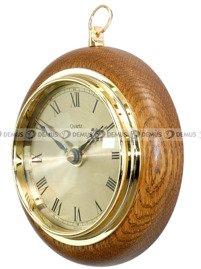 Zegar ścienny drewniany TFA 140-01-CD