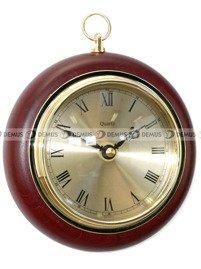 Zegar ścienny drewniany TFA 140-05-CH