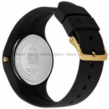 Zegarek Damski Ice-Watch - Ice Flower Precious Black 016668 M