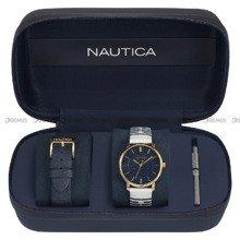 Zegarek Damski Nautica Coral Gables NAPCGS008 - W zestawie dodatkowy pasek