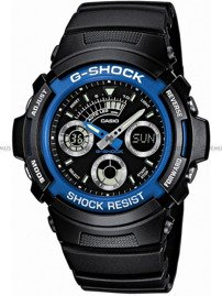 Zegarek G-SHOCK Blue Devil AW-591 2AER