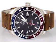 Zegarek Męski Atlantic Mariner GMT 80570.41.61