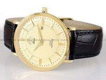 Zegarek Męski FujiTime M6106Q-Gold-Gold
