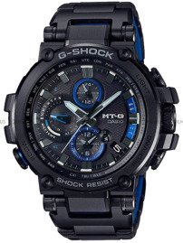 Zegarek Męski G-SHOCK METAL TWISTED G 2-WAY SYNC MTG-B1000BD-1AER
