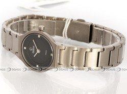 Zegarek damski na bransolecie Obaku V133STBST
