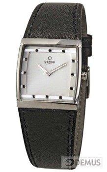 Zegarek damski na pasku Obaku V102LCCRB
