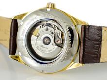 Zegarek szwajcarski pozłacany Adriatica automatyczny A8142.1251A
